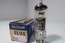 EL95 6DL5 MULLARD UK NOS NIB Tested Strong HiFi Amp Preamp Radio Vacuum Tube #2