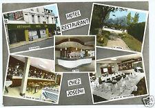 JOLIE CP ST SAINT QUENTIN, HOTEL RESTAURANT BAR CHEZ JOSEPH, AISNE 02