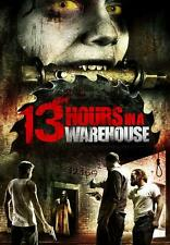 13 HOURS IN A WAREHOUSE Movie POSTER 27x40 Paul Cram Chars Bonin Carson Lee Cody
