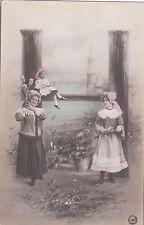 """RP: Fantasy Alphabet Postcard , 1901-07 ; Letter """" H """" ; NPG"""