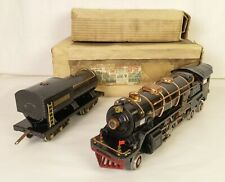 LIONEL PREWAR STD. GAUGE 400E STEAM LOCO W/400T TENDER-VG. IN ORIG. BOXES!