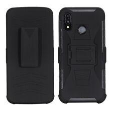 Belt Clip Back Cover For Huawei P30 P20 lite Pro Nova 3e 4e 3i P Smart Z Plus