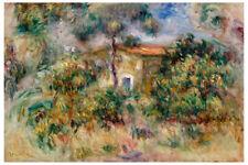 Pierre Auguste Renoir - Farmhouse