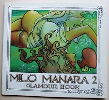 Milo MANARA Glamour Book 2 Mai 1985 EO