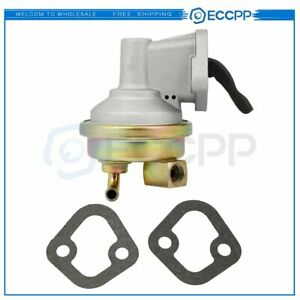 "For Chevy SBC 350 327 383 400 Mechanical Fuel Pump 3/8"" NPT Fitting 40GPH SBC"