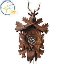Vintage One Day Black Forest Cuckoo Clock