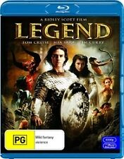 LEGEND BLU RAY - NEW & SEALED TOM CRUISE, RIDLEY SCOTT EUROPEAN & DIRECTORS CUTS