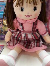 50cm Traditional Ragdoll Soft Toy Girl Cuddly Doll Toy