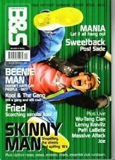 Skinny Man on Blues & Soul Magazine Cover 2004   Syreeta Wright  Minnie Riperton