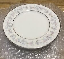 9 Royal Doulton Bread & Butter Plates Amersham Pattern Discontinued