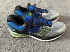EUC Mens Womens Saucony Triumph ISO 2 Running Shoes Size UK 7.5 EU 42