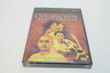 Crouching Tiger, Hidden Dragon Dvd New Sealed