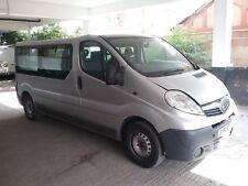 2010 Vauxhall Vivaro 2.0 dci 9 seater minibus LWB  -spares or repairs
