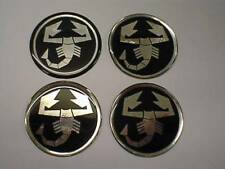 70mm Alloy Wheel Center Centre Badges (A3)