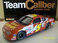 TERRY LABONTE 2001 MINI WHEATS TEAM CALIBER OWNERS BANK 1/24 NASCAR DIECAST