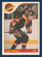 CAM NEELY 85-86 O-PEE-CHEE  1985-86 NO 228 EXMINT+ 1499