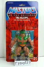 MOTU, Commemorative Tri-Klops, MISB, sealed, MOC, Masters of the Universe sealed