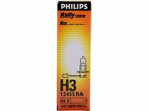 For 1986-1997 Kenworth T600A Fog Light Bulb Front Philips 23662GC 1987 1988 1989