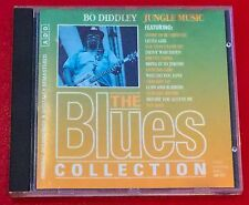 BO DIDDLEY JUNGLE MUSIC THE BLUES COLLECTION CD ALBUM ADD HITS DIGITALLY REMASTE