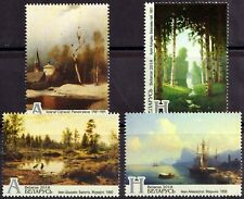 2018. Belarus.Masterpieces of painting from museums of Belarus. Set. MNH
