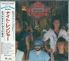 Night Ranger  Midnight madness CD RARE JAPAN OBI FOREVER YOUNG SERIES 20P2-2332