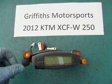 KTM 2012 12 13 XC XCF XCF-W 250 350 450 EXC oem speedometer trip gauge display