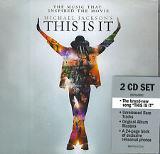 Michael Jackson's This is It (2 CD + 24-page booklet)