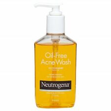 Neutrogena Oil Free Acne Face Wash, 175ml*u.k