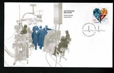 Canada  2004 MONTREAL HEART INSTITUTE FDC MLH  cat # 2056  BOX 509