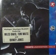 RITMO Jazz Edition (1991) 6: Betty Carter, Tommy Dorsey, Charlie Parker, Stan get