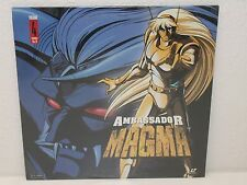 Ambassador MAGMA Laserdisc LD Volum 4 - EPS 8 & 9 Lddie09 Anime
