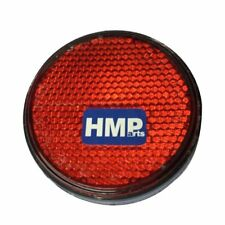 HMParts Universal Rückstrahler Katzenauge rot universal Rund neu