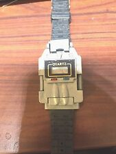 Gray Quartz Fighter  Watch Transformers Vintage 1980's