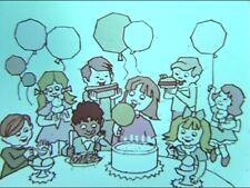 "16mm  ""HOWARD JOHNSON'S BIRTHDAY CLUB"" 1960'S ANIMATED KIDS TV AD - 60 SECONDS"