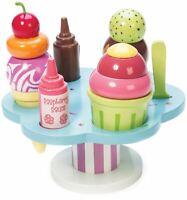 Le Toy Van HONEYBAKE PLAY CARLO'S GELATO Wooden Toy BN