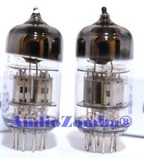 PAIR FATMAN WI-TUBE WI AMP 1 X 6N1 & 1 X 6N2 VALVES TUBES BEST UPGRADE UK STOCK