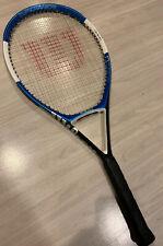 Wilson nPower nCode Oversize 110 Tennis Racket Grip 4 3/8 - Excellent Preowned!