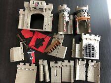 Playmobil Medieval Castle Parts TURRET Drawbridge STAIRS Gated Door etc.