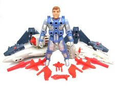 VINTAGE KENNER ☆ CENTURIONS ACE McCLOUD & SKYBOLT ☆ Figure 100% Toy SET 1987