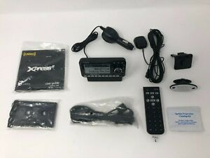 Sirius XM Audiovox XPRESS Satellite Radio Receiver 136-4267 Dock~ Antenna~Power