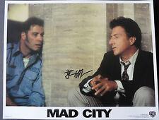 DUSTIN HOFFMAN Signed 16x12 Photo MAD CITY & THE GRADUATE COA
