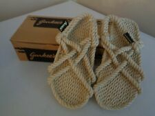 """GURKEE'S KIDS ROPE SANDALS NEW LENGTH 8""""  SZ 12?  NEW"""