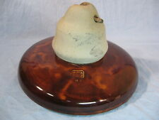 Vintage Large Ceramic Electric Pole Knox 1962 Insulator