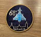 Patch, Ärmelabzeichen, Abzeichen, Luftwaffe, Eurofighter, TaktLwG 74, NTM