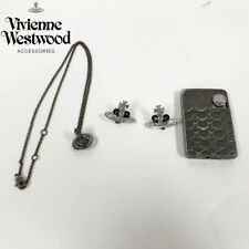 Vivienne Westwood Necklace, Earrings and Lighter with ACCESSORIES
