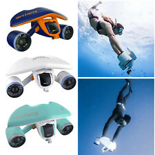 Electric Underwater Compact Sea Scooter Scuba Snorkeling Diving Booster