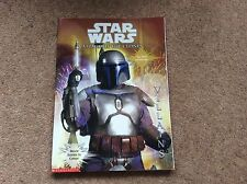 Star Wars Attack of the Clones Movie Scenes to Color by Random House (Paperback,