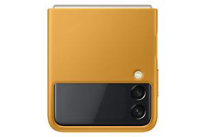 Samsung Galaxy Z Flip3 Mustard Aramid Cover