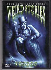 (GU981) Weird Stories: Voodoo - 2003 DVD