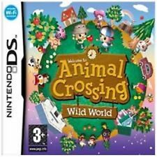 Animal Crossing Wild World Nintendo DS DSI DSL DSIXL 3DS New Sealed Game UKSTOCK